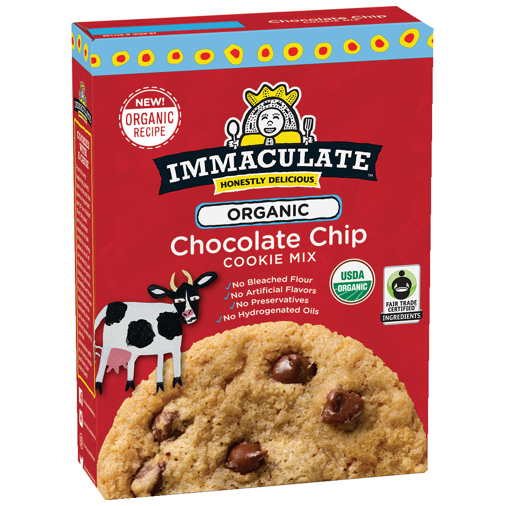 Organic Chocolate Chip Cookies the top 20 Ideas About organic Chocolate Chip Cookie Mix