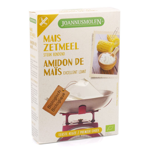 Organic Corn Starch  Organic corn starch Johannusmolen
