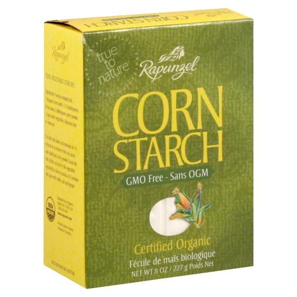 Organic Corn Starch  Rapunzel Corn Starch Organic