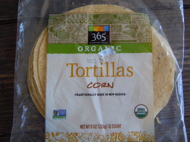 Organic Corn Tortillas  Amazing Food Finds Nutmeg Notebook
