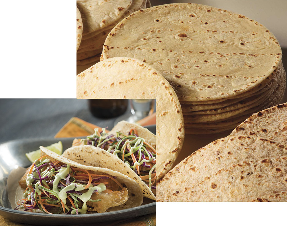 Organic Corn Tortillas  Non GMO Organic Corn Tortillas