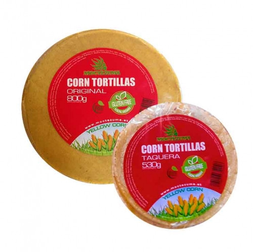 Organic Corn Tortillas  Mexika Ltd Catering Food And Drink Suppliers In Ilford