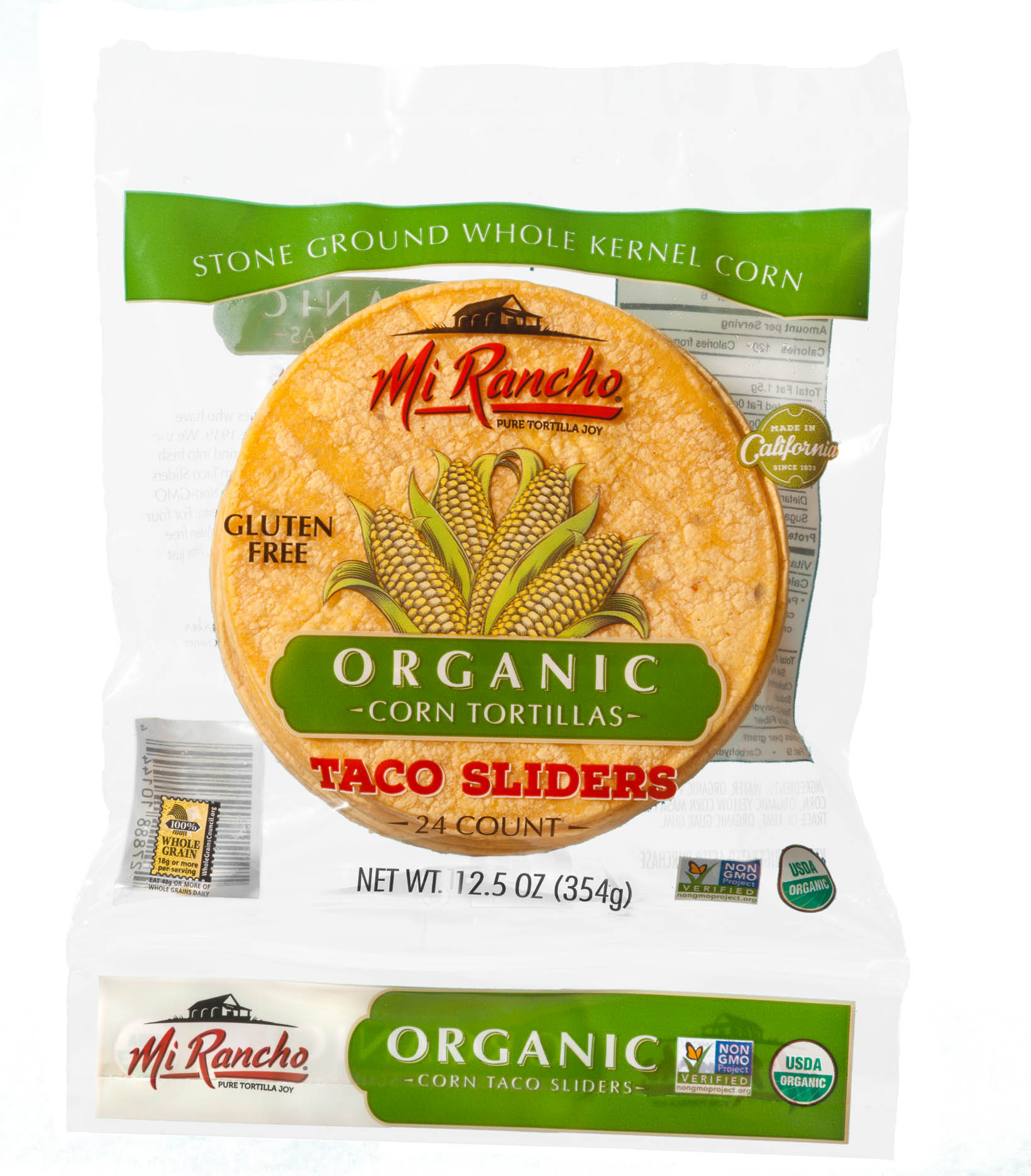 Organic Corn Tortillas  Discovering Pure Tortilla Joy with Mi Rancho Organic Corn