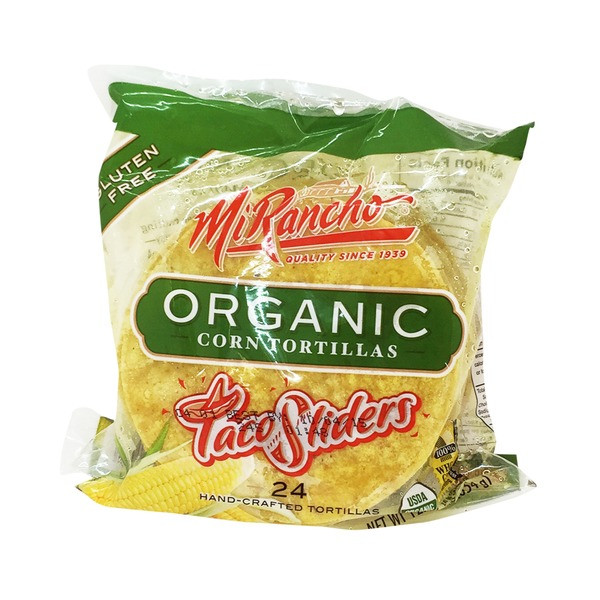 Organic Corn Tortillas  Mi Rancho Organic Corn Tortillas from Safeway Instacart