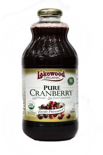 Organic Cranberry Juice  Lakewood Cranberry Juice Pure end 5 21 2017 8 15 PM