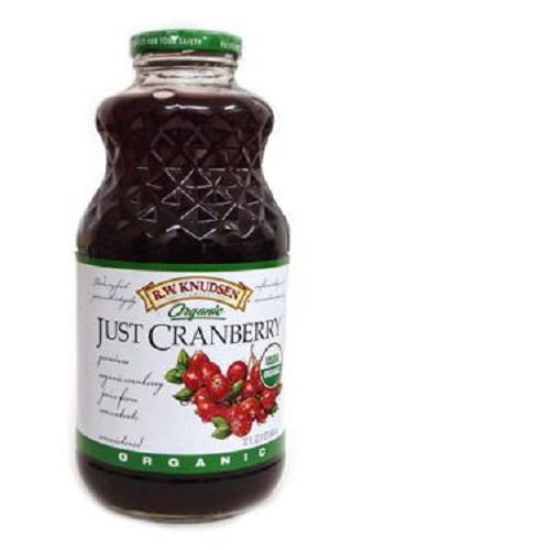 Organic Cranberry Juice  Flush Fat with Cranberry Concentrate • Carla Golden