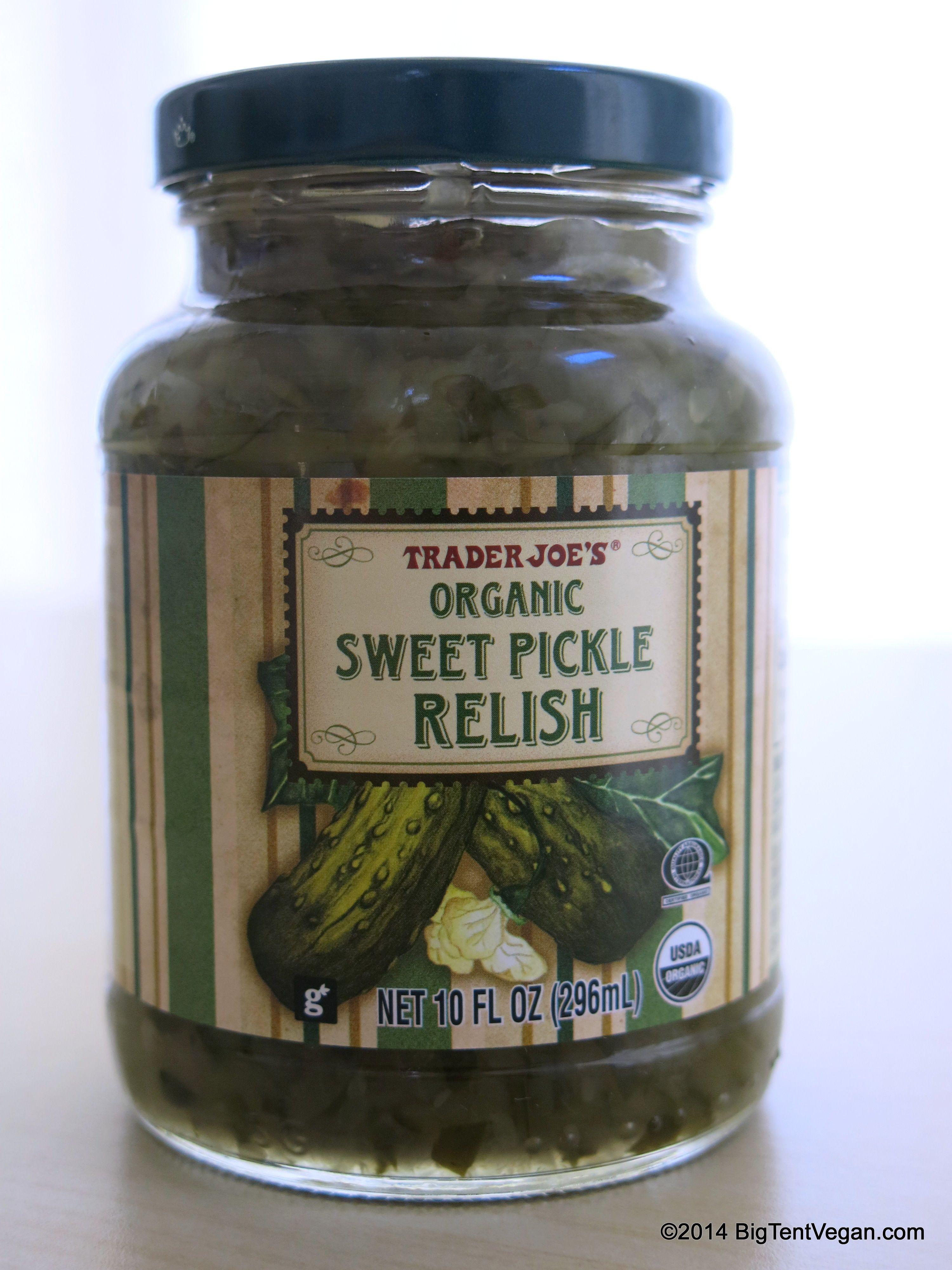 Organic Dill Pickles  Organic Sweet Pickle Relish