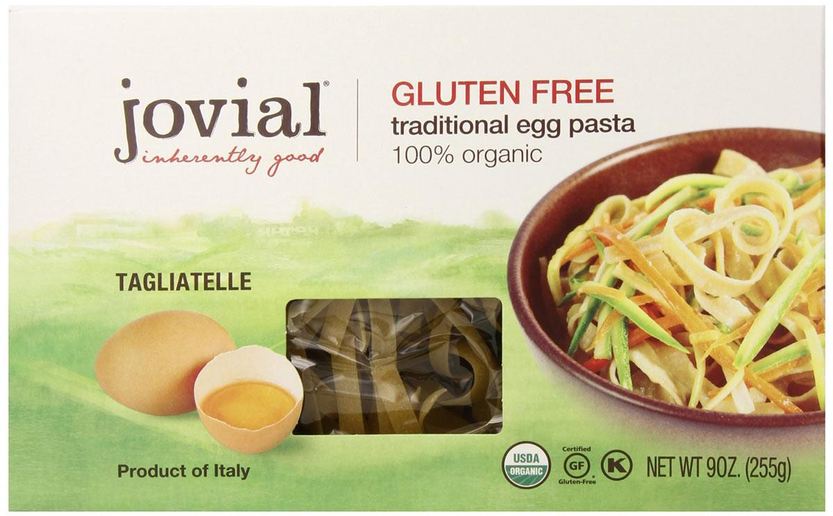 Organic Egg Noodles  Organic Gluten Free Egg Pasta by Jovial