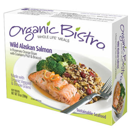 Organic Frozen Dinners  The Healthiest Frozen Foods