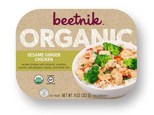 Organic Frozen Dinners the Best organic Frozen Meals