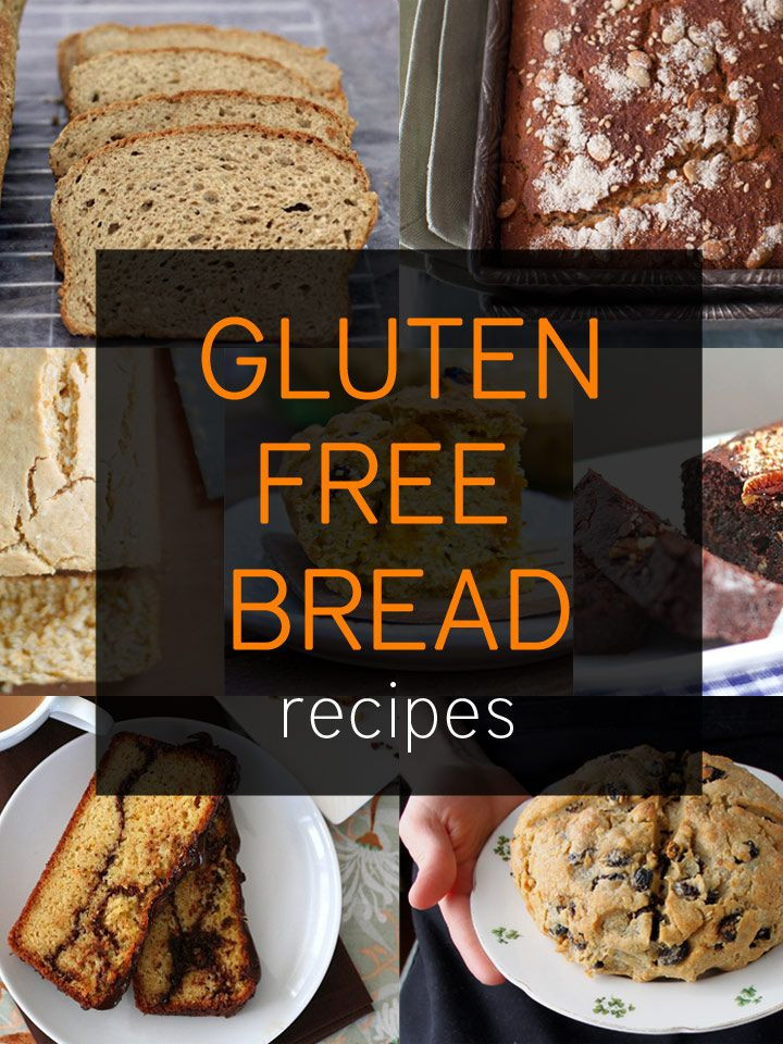 Organic Gluten Free Bread  Organic gluten free bread