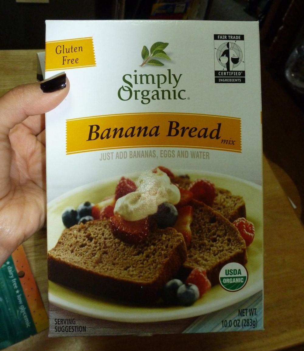 Organic Gluten Free Bread  Anita s Health Blog Simple Organic Gluten Free Banana Bread