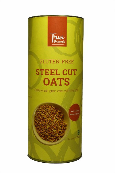 Organic Gluten Free Steel Cut Oats  Buy Chromium Rich Foods line in India