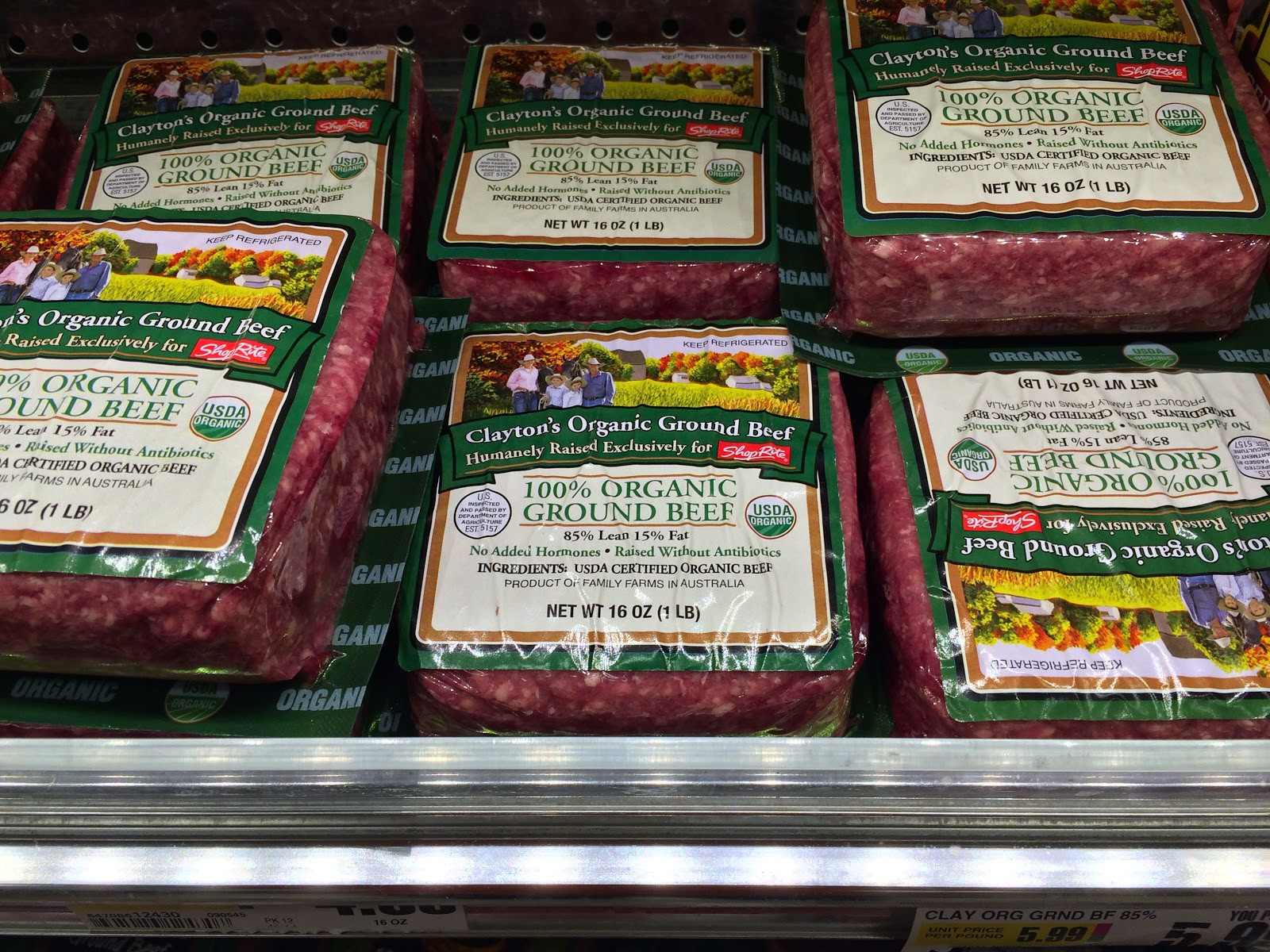 Organic Ground Beef  Do You Really Know What You re Eating Sweet potatoes and