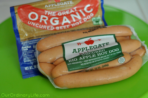 Organic Hot Dogs  Summer Grilling With Applegate Organic Hot Dogs Our