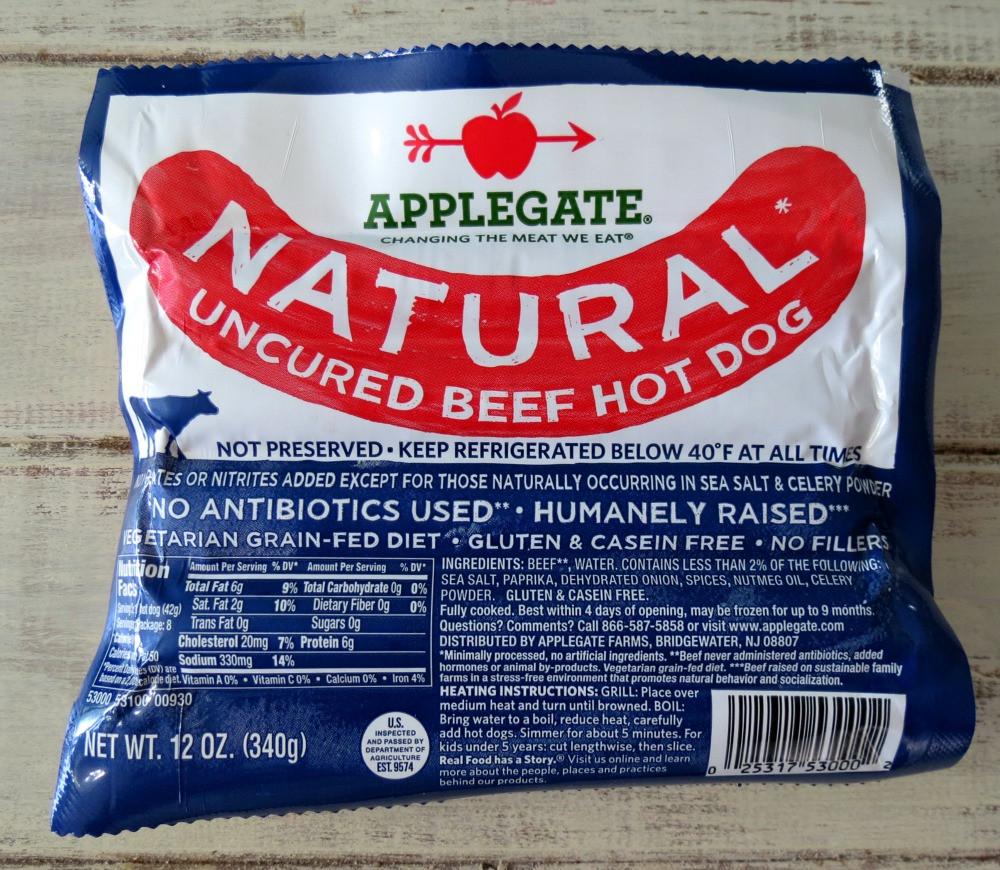Organic Hot Dogs  Yum Yum Wednesday – Wienervention