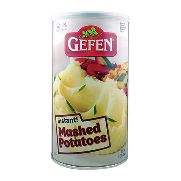 Organic Instant Mashed Potatoes  Gefen Instant Mash Potatoes 10 Ounce – Instant Kosher