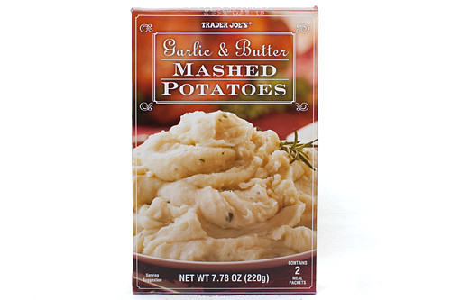 Organic Instant Mashed Potatoes  Taste Test Instant Mashed Potatoes