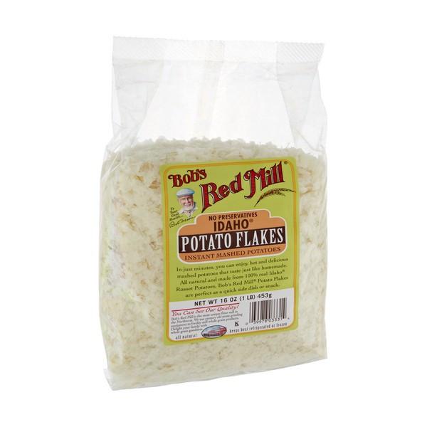 Organic Instant Mashed Potatoes  instant potato flakes ingre nts