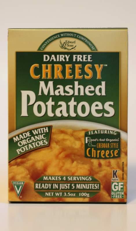 Organic Instant Mashed Potatoes  Gluten Free Reviewer Gluten Free Mashed Potatoes Edward