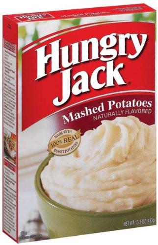 Organic Instant Mashed Potatoes  Mashed Potatoes