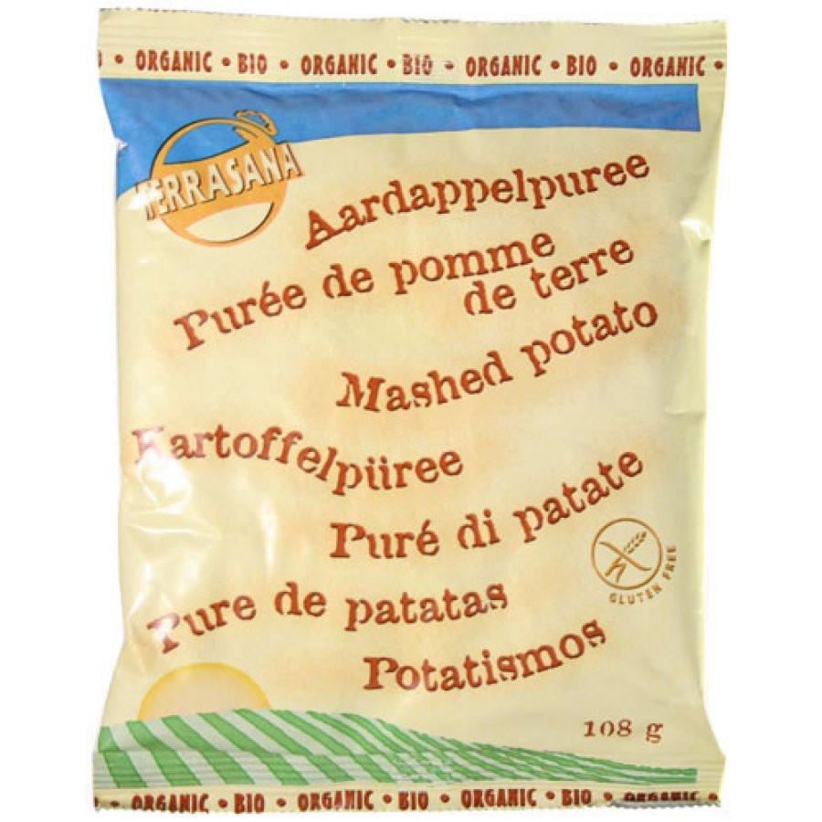 Organic Instant Mashed Potatoes  Terrasana Instant Organic Mashed Potato 108g Terrasana