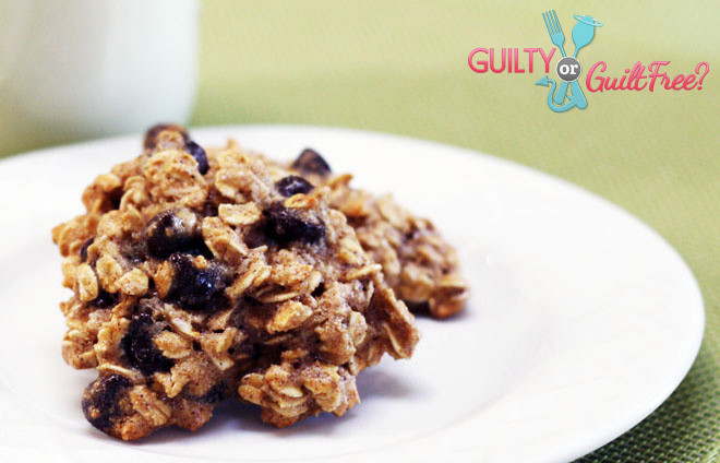 Organic Oatmeal Cookies  Clean Eating Oatmeal Chocolate Chip Cookies
