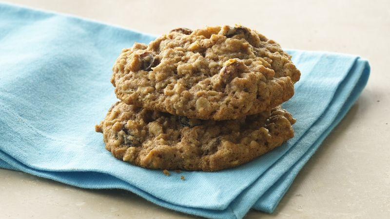 Organic Oatmeal Cookies  Best Whole Wheat Oatmeal Raisin Cookies Recipe