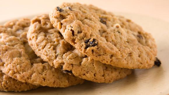 Organic Oatmeal Cookies  Oatmeal Raisin Cookies Grandparents