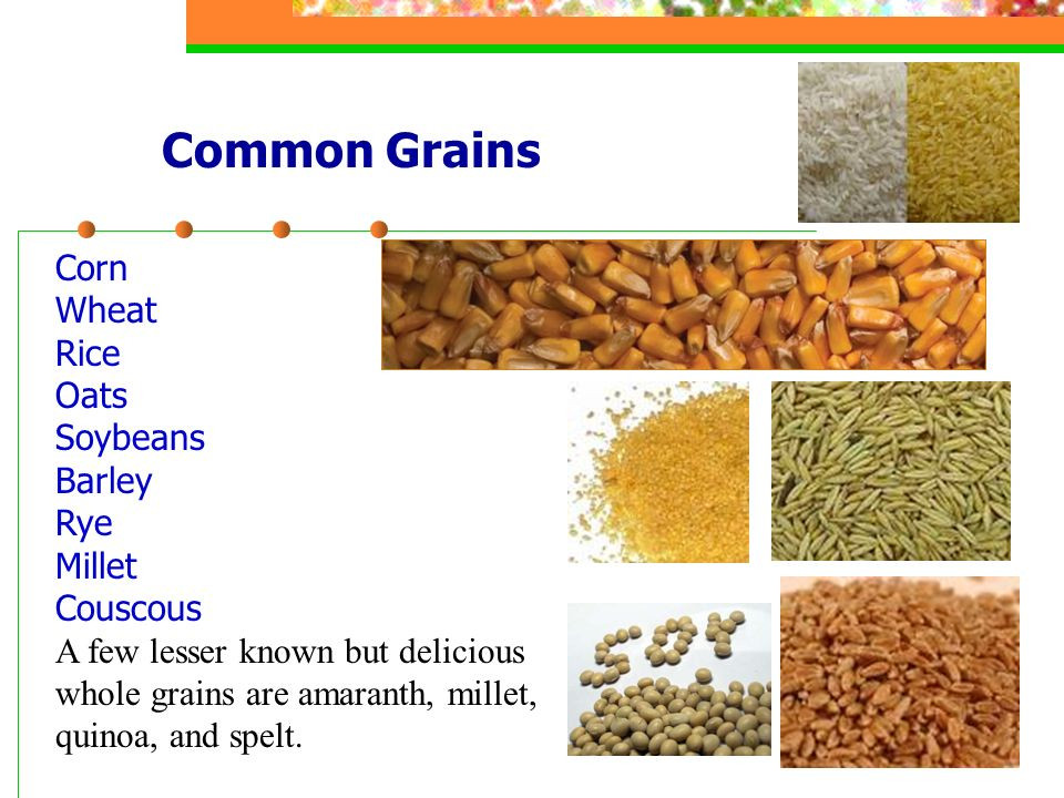 Organic Oats And Soybeans  Chapter 32 Grains Chapter ppt video online