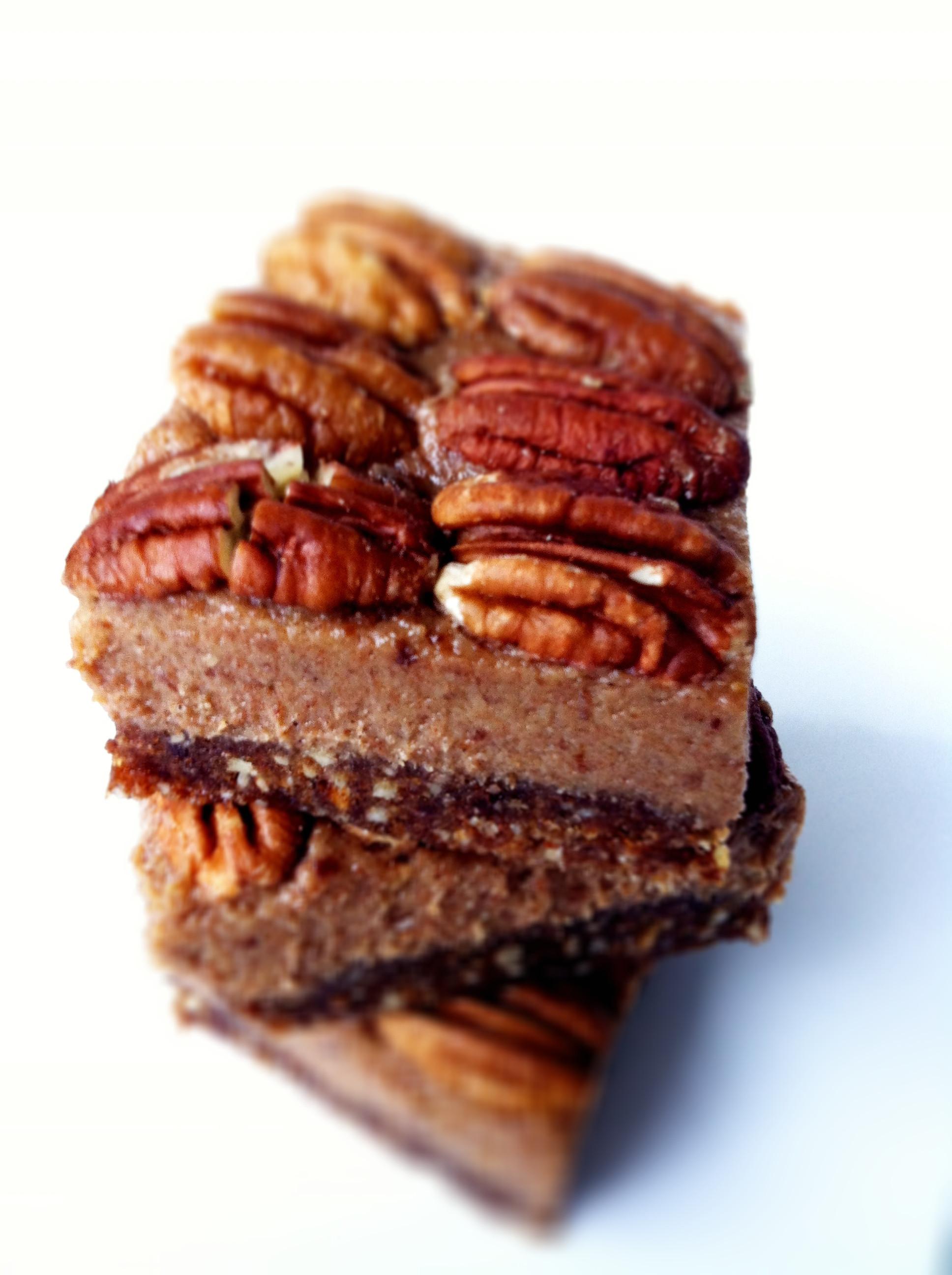 Organic Pecan Pie  Healthy Pecan Pie Bites No Bake Vegan and Gluten Free