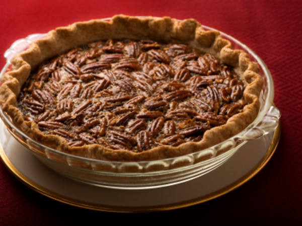 Organic Pecan Pie  Raw Pecan Pie w Raw Mac Nut Whip Cream