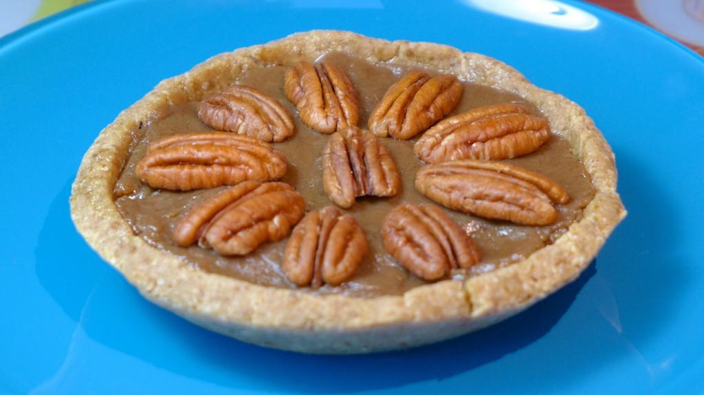 Organic Pecan Pie  Raw Pecan Pie Oh my