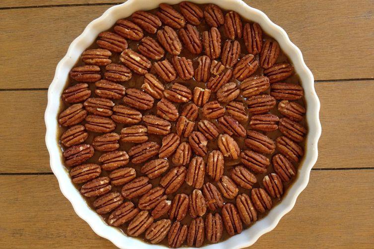 Organic Pecan Pie  Raw Vegan Pecan Pie Recipe on Food52