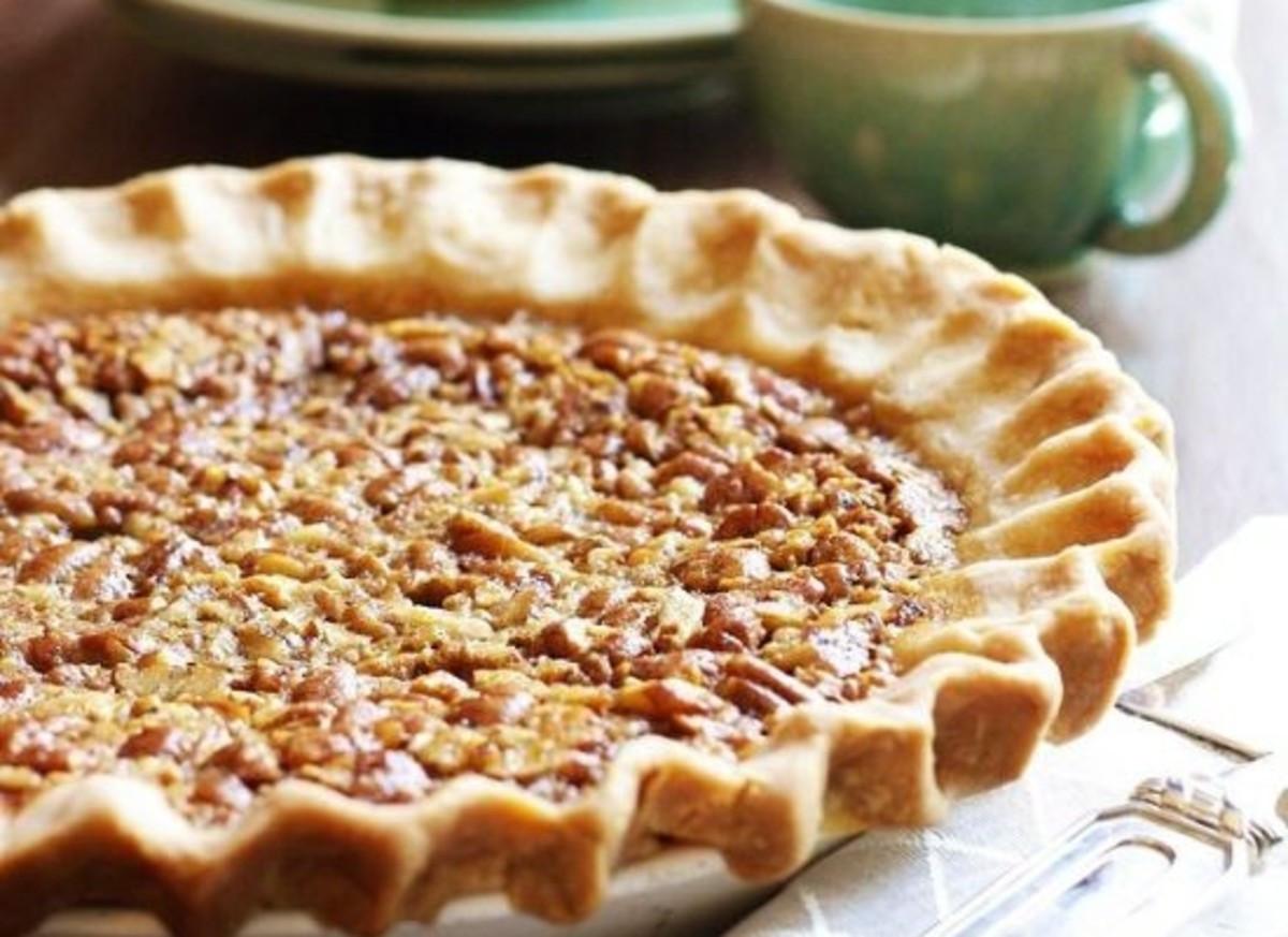 Organic Pecan Pie  All Natural Holiday Pecan Pie Recipe Organic Authority