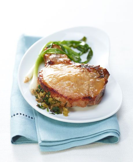 Organic Pork Chops  24 best images about Organic Ginger & Turmeric Recipes on