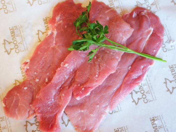 Organic Pork Chops  Organic Pork Escalopes