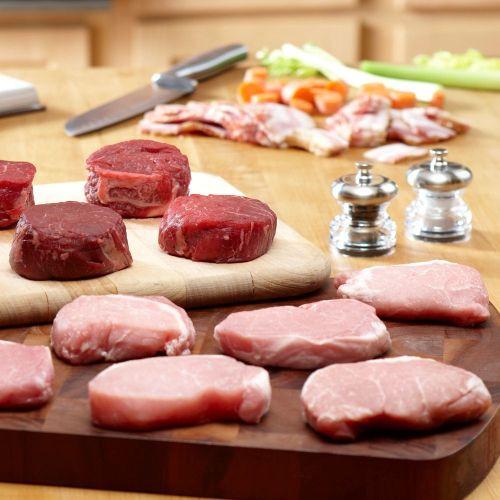 Organic Pork Chops  Farmer's Market Basket – November Orders Due Monday