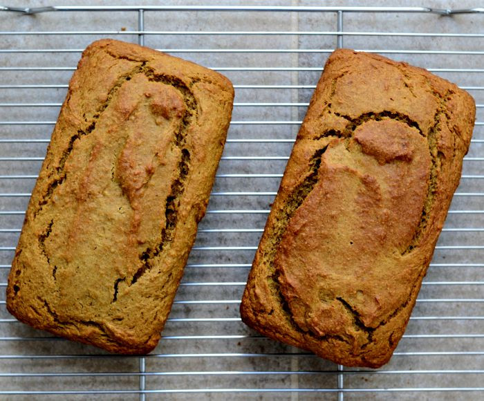 Organic Pumpkin Bread  Whole Wheat Pumpkin Bread Real Food Real Deals