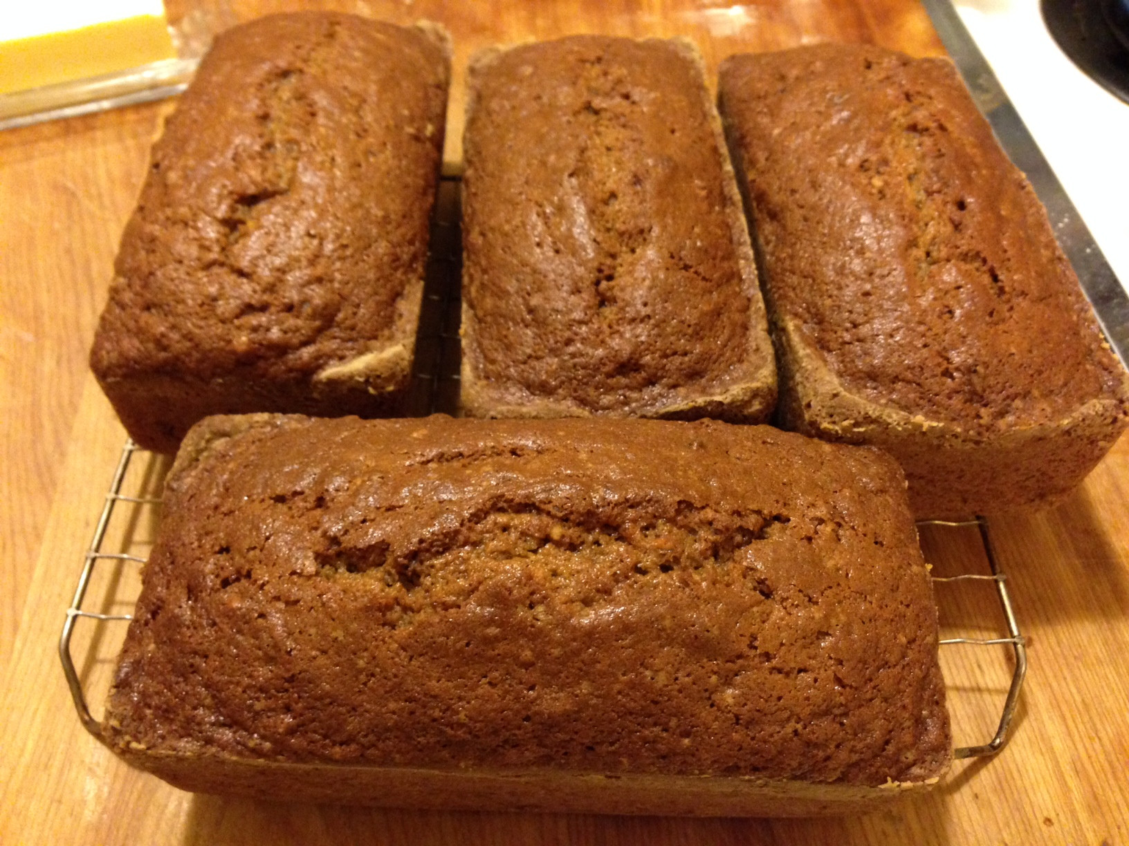Organic Pumpkin Bread  My Favorite Organic Pumpkin Bread Recipe