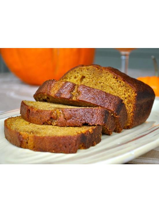 Organic Pumpkin Bread  Organic Pumpkin Spice Quickbread Mix – Heartland Gourmet