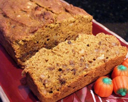 Organic Pumpkin Bread  Whole Foods Pumpkin Bread Recipegreat
