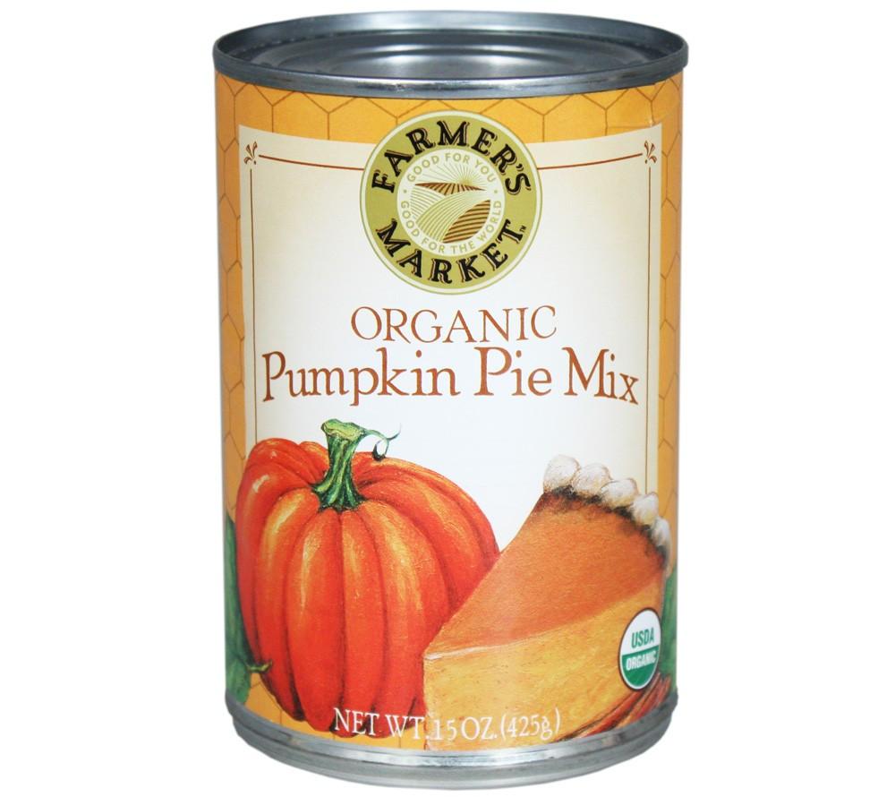 Organic Pumpkin Pie  Kürbiskuchen Füllung Organic Pumpkin Pie Mix bei