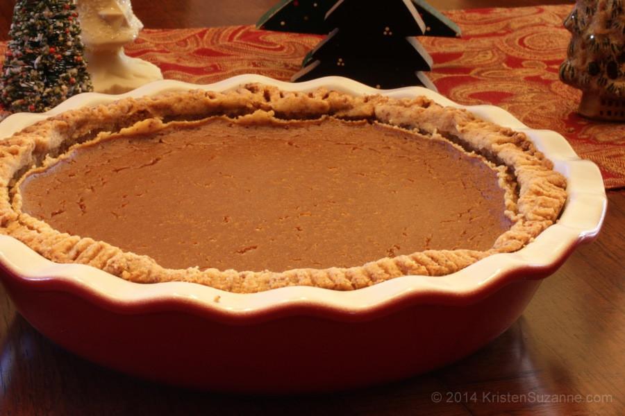 Organic Pumpkin Pie  Recipe Pumpkin Pie Gluten Free Grain Free Almost Paleo