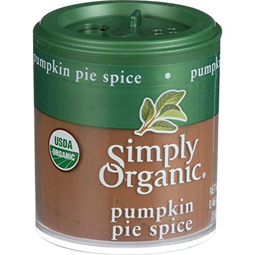 Organic Pumpkin Pie Spice  Amazon Farmers Market Pumpkin Puree Organic
