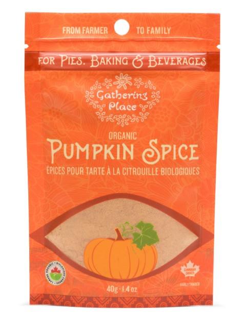 Organic Pumpkin Pie Spice  Organic Pumpkin Pie Spice