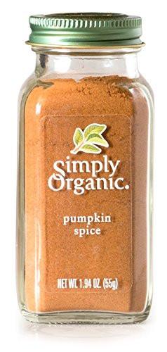 Organic Pumpkin Pie Spice  Pumpkin Spice Kamisco