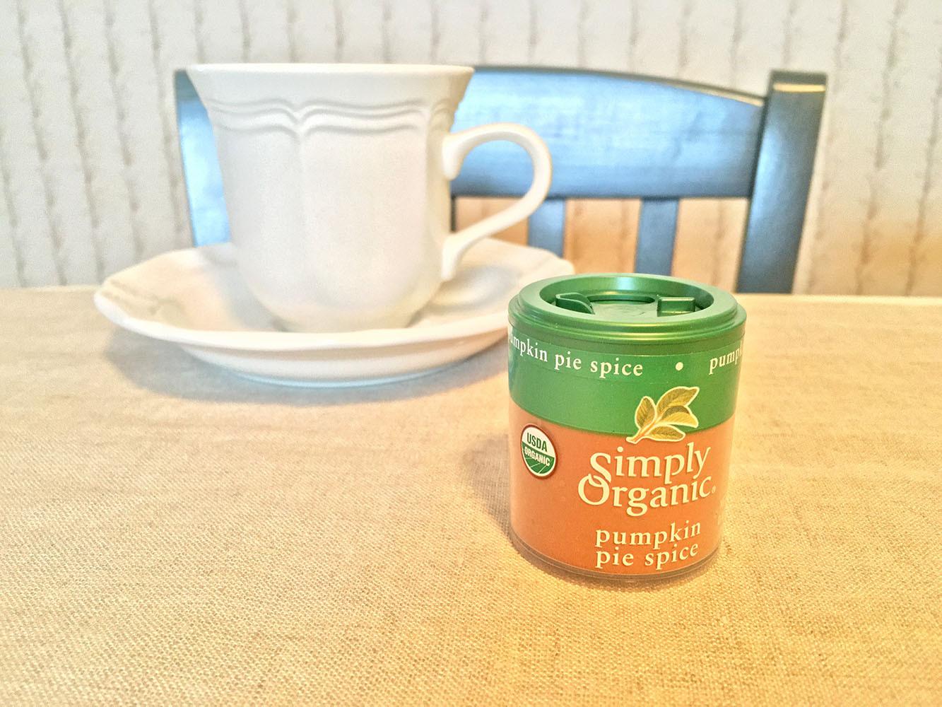 Organic Pumpkin Pie Spice  Flourless Almond Butter Pumpkin Muffins