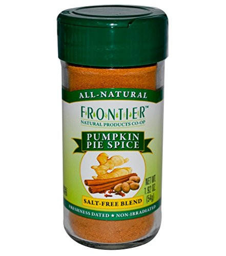 Organic Pumpkin Pie Spice  Frontier and Simply Organic Turkey Brine Poultry