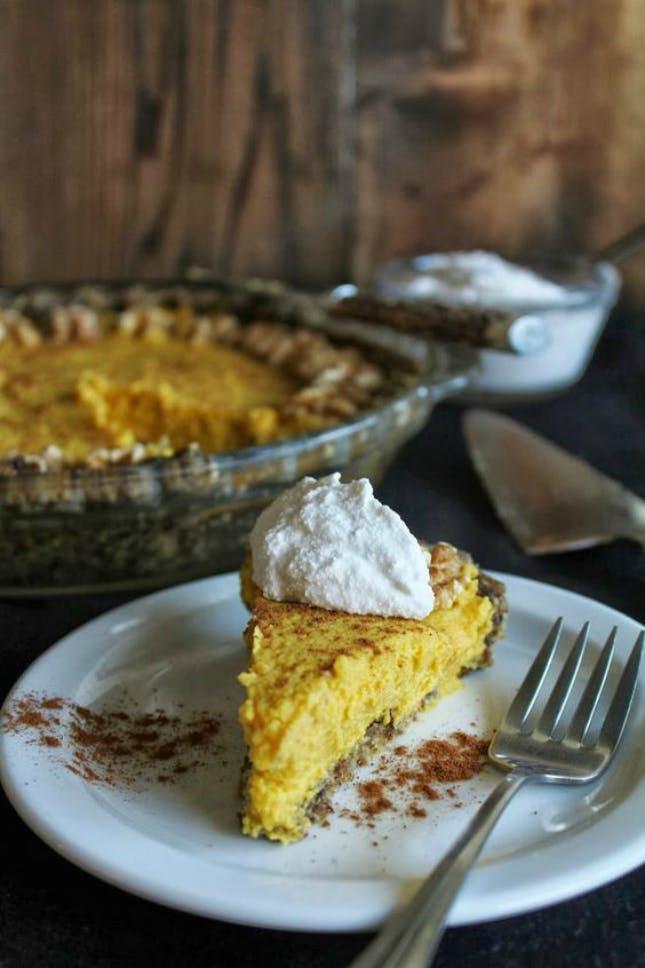 Organic Pumpkin Pie  17 Gorgeous Pumpkin Pie Recipes for Every Type of Diet